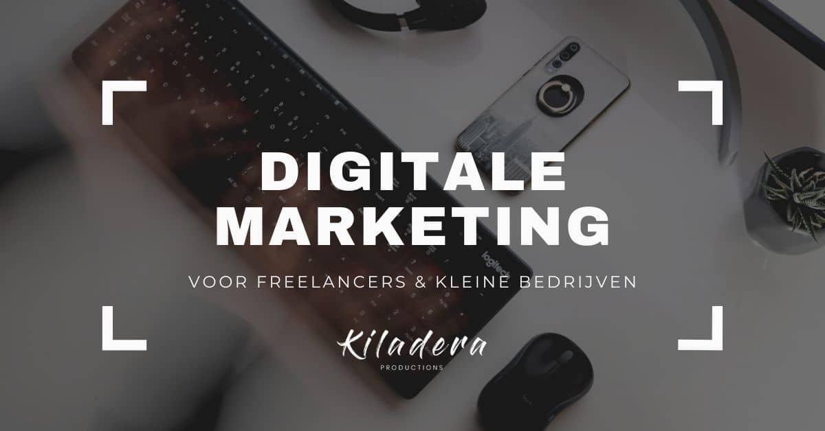Digitale marketing voor kleine bedrijven