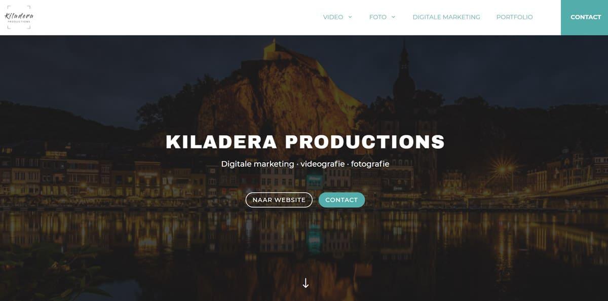 Homepage Kiladera Productions