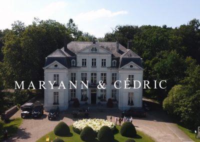 Trouwvideo MarYann & Cédric